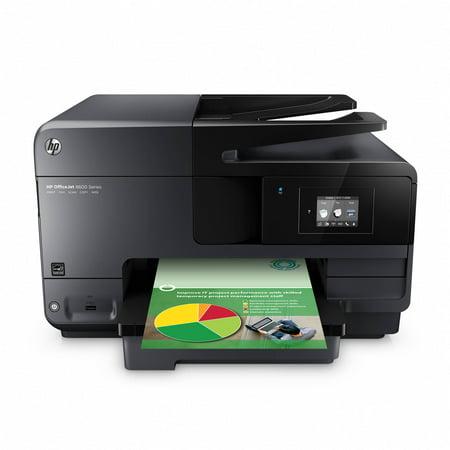 Multifunction Wall Scanner - HP OfficeJet 8600 Inkjet e-All-in-One Multifunction Printer/Copier/Scanner/Fax Machine