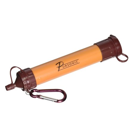 Pursonic SS1 Survivor Straw Personal Water Filter
