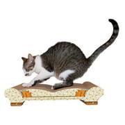 Imperial Cat Love Seat Scratch n Shape