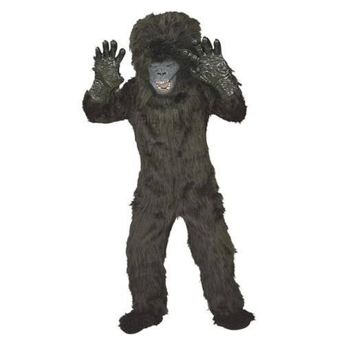 Rubies Costume Co R14051-L Gorilla Child Size Large
