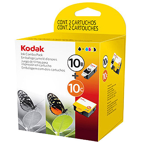 Kodak 10B/10C Combo Ink Cartridge