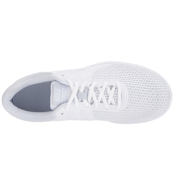79acf7579cd7 Nike - Nike REVOLUTION 4 Womens White Athletic Running Shoes ...