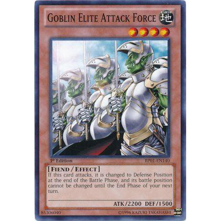 YuGiOh Battle Pack: Epic Dawn Goblin Elite Attack Force - Halloween Fart Attack Goblin Tooters