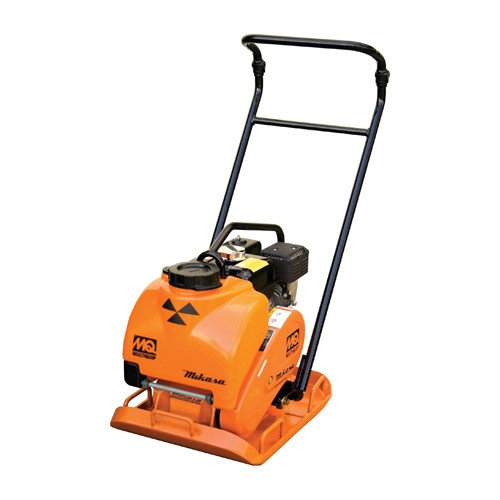 Multiquip 17.7'' Honda GX 160 Vibratory Plate Compactor with Water Tank