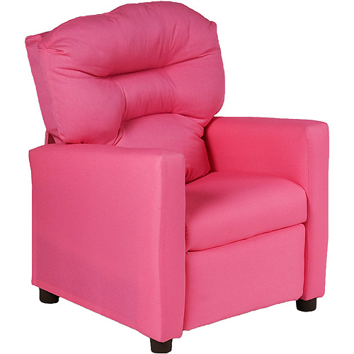 Juvenile Recliner, Pink