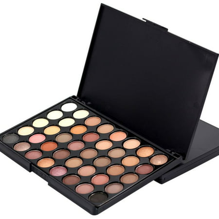 40 Color Eyeshadow Palette Cosmetic Makeup Cream Matte Shimmer Eye (Eye Makeup For Women In Their 40s)