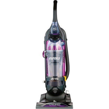 Eureka AirSpeed Pro All Floors Rewind Pet Bagless Upright Vacuum, AS1061A ShopFest Money Saver