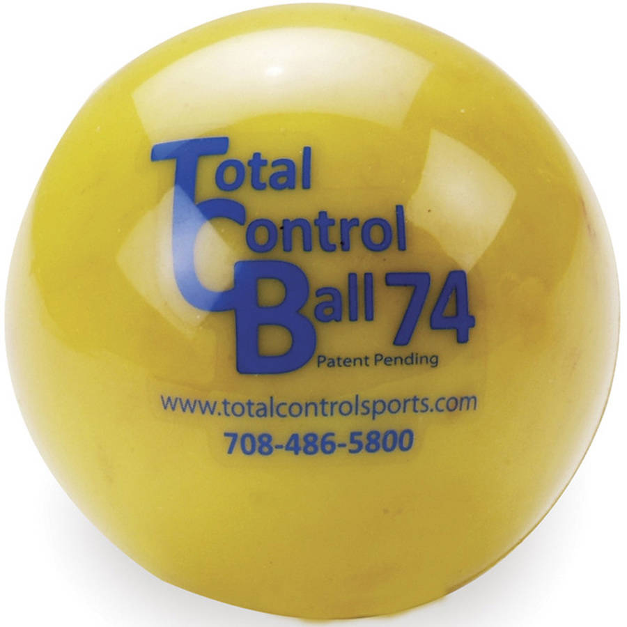 "Total Control Balls, 2.9"" Diameter, 14.9 oz, Sold per 12"