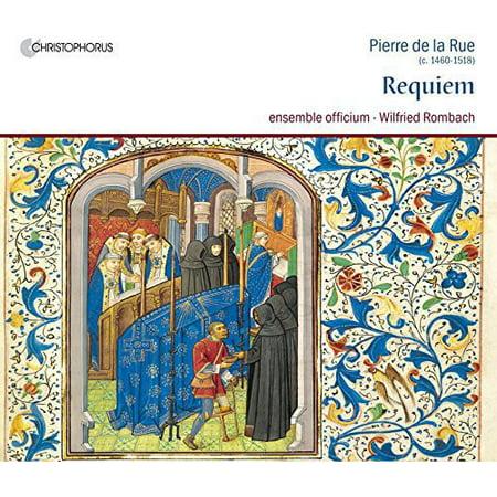 Rue   Ens Officium   Rombach   Requiem  Cd