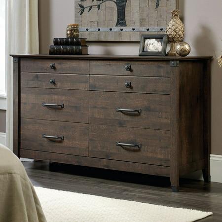 Sauder Carson Forge 6 Drawer Dresser ()