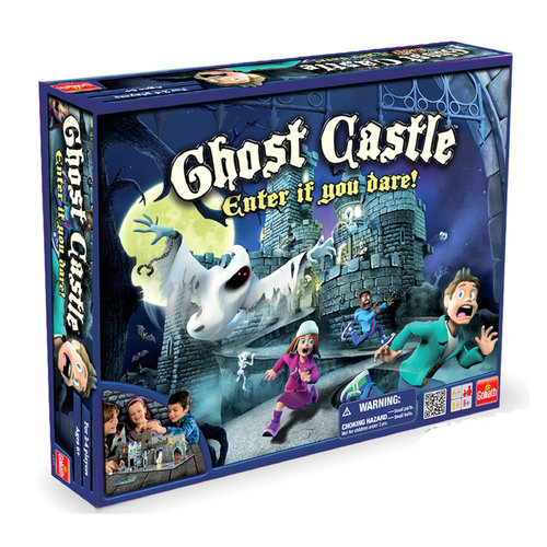 Goliath Games Ghost Castle Game