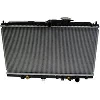 DENSO 221-3200 Plastic Tank/Aluminum Core Rad
