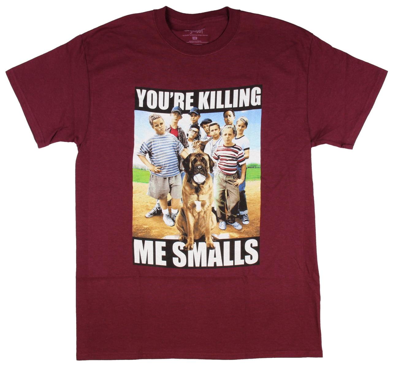 6fcc14a4f The Sandlot - You're Killing Me Smalls Graphic T-Shirt - Walmart.com