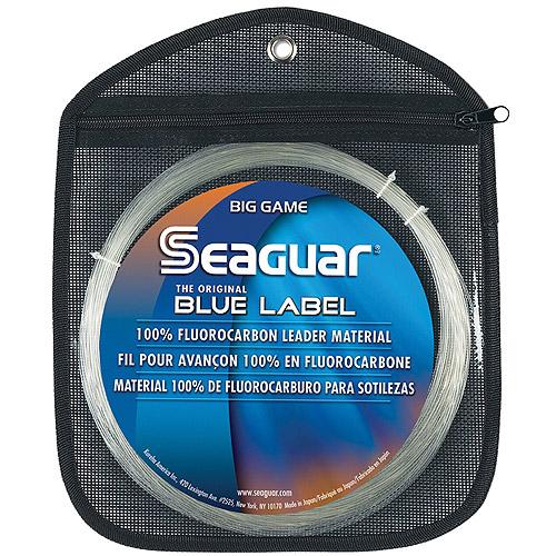 Seaguar Fluoro Premier 100% Fluorocarbon Fishing Line 170...