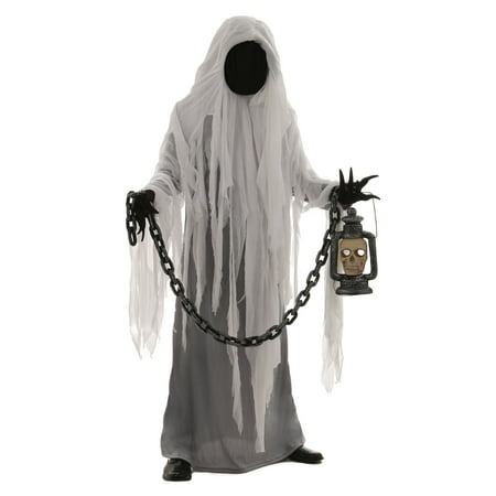 Adult Spooky Ghost Costume](Spooky Costumes)