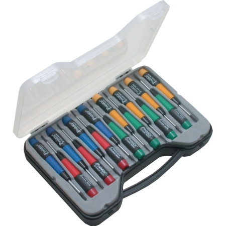 Eclipse Tools - 800-073 - Eclipse Tools Precision Screwdriver Set