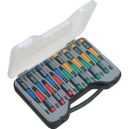Eclipse Tools - 800-073 - Precision Screwdriver Set, 15 piece