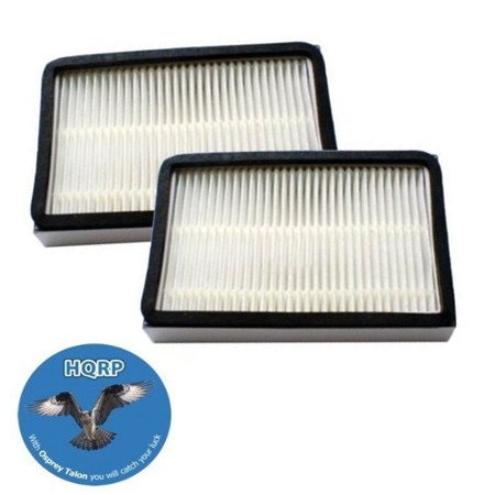 Hqrp Hepa Filter 2 Pack For Kenmore Kc38kcent1000