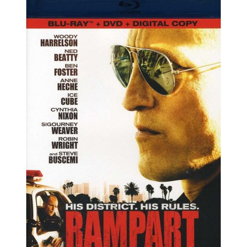 Rampart (Blu-ray + DVD) (Widescreen)