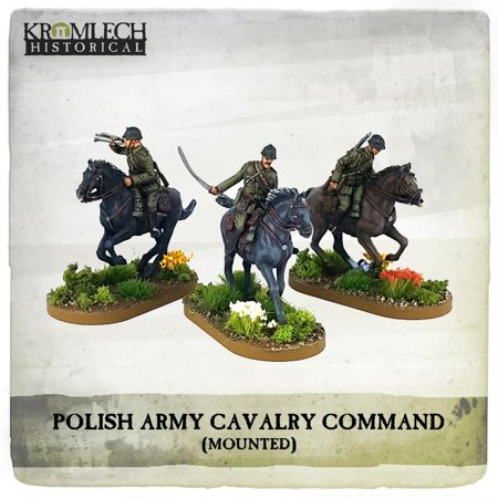 Polish Army Cavalry Command New