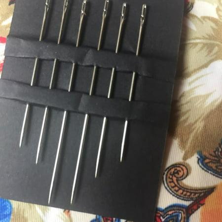 Needle-Free Needle For The Elderly Needle Side Hole Blind Needle Without Threading Needle Dual-Use Sewing Needle - image 1 of 5