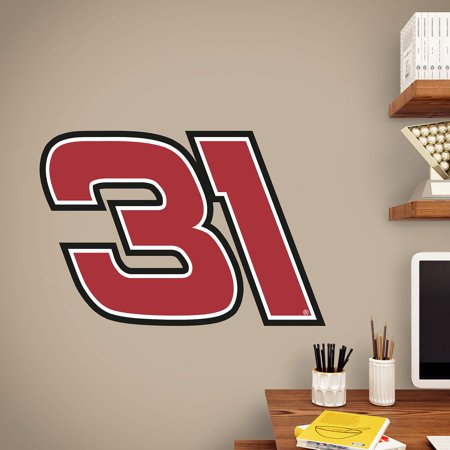 Fathead Ryan Newman  31 Quicken Loans Logo Junior Wall Decal