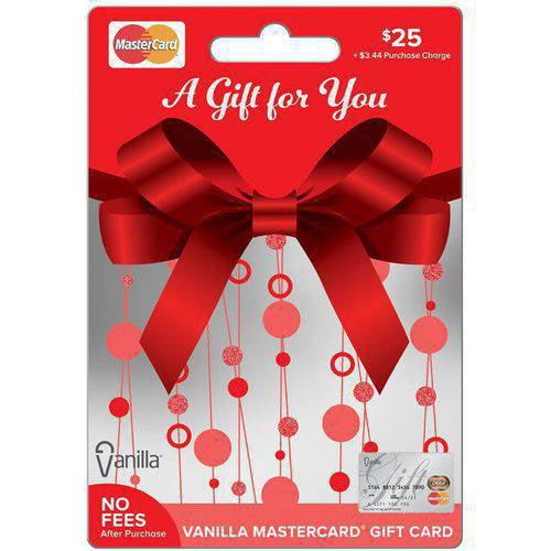 Mastercard 25 Gift Card Walmart Com
