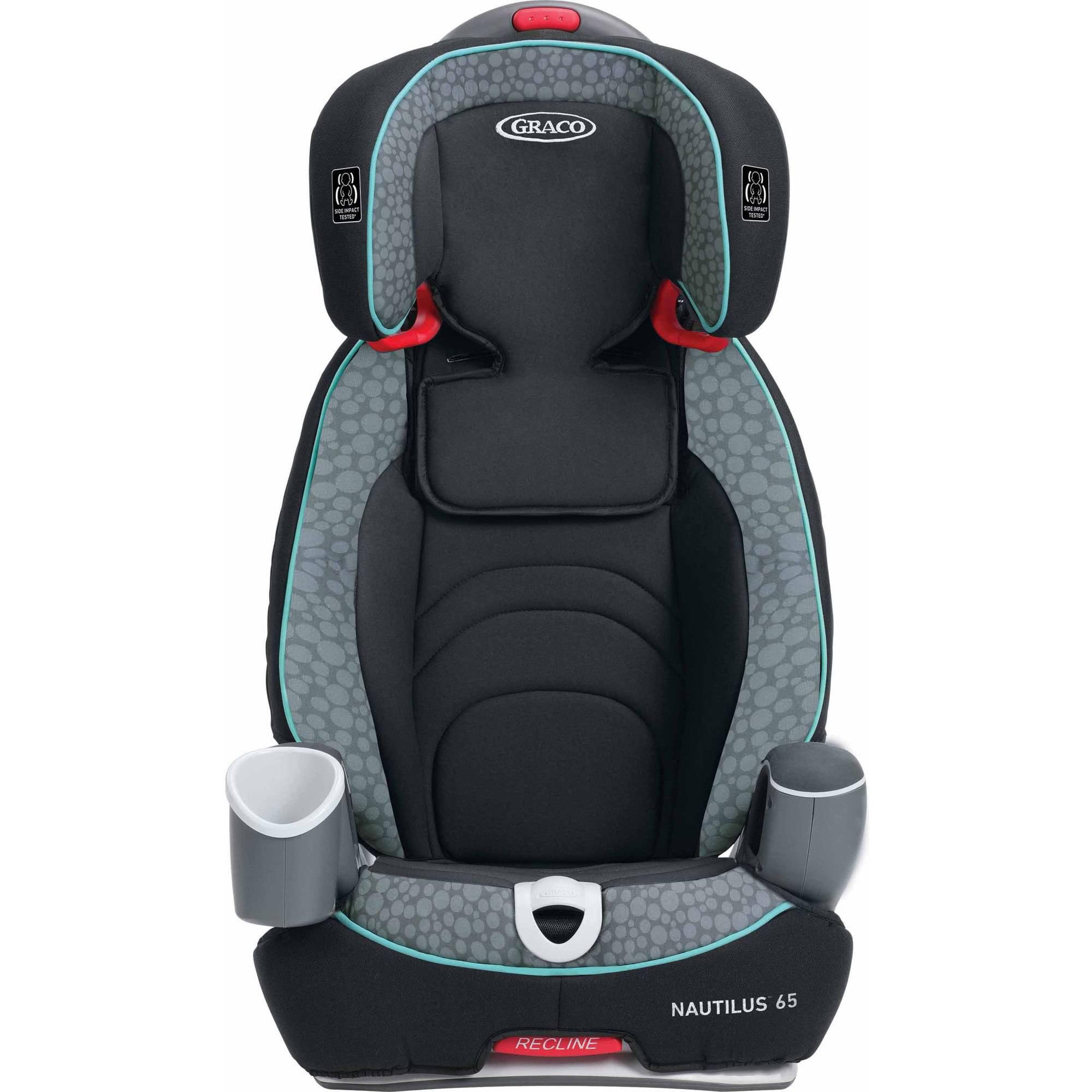 Graco Multi Use Harness Booster Car Seat