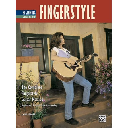 Beginning Fingerstyle Guitar - Beginning Fingerstyle Guitar