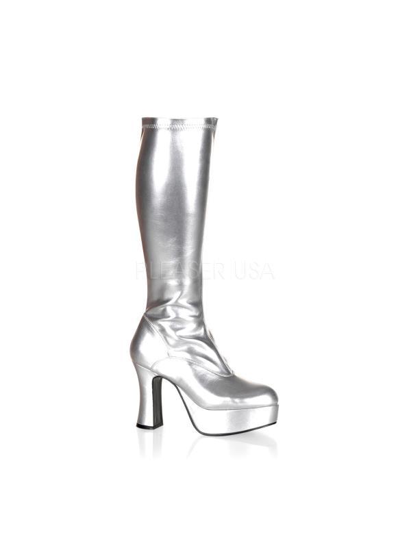 EXO2000/S Women's Funtasma Women's EXO2000/S Boots SILVER Size: 8 53db5d