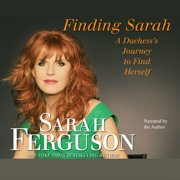 Finding Sarah - Audiobook