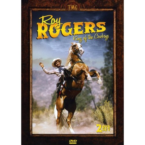 Roy Rogers: King Of The Cowboys (Tin Case)