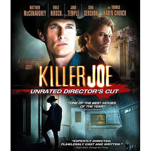 Killer Joe (Unrated Director's Cut) (Blu-ray) (With INSTAWATCH) (Widescreen)