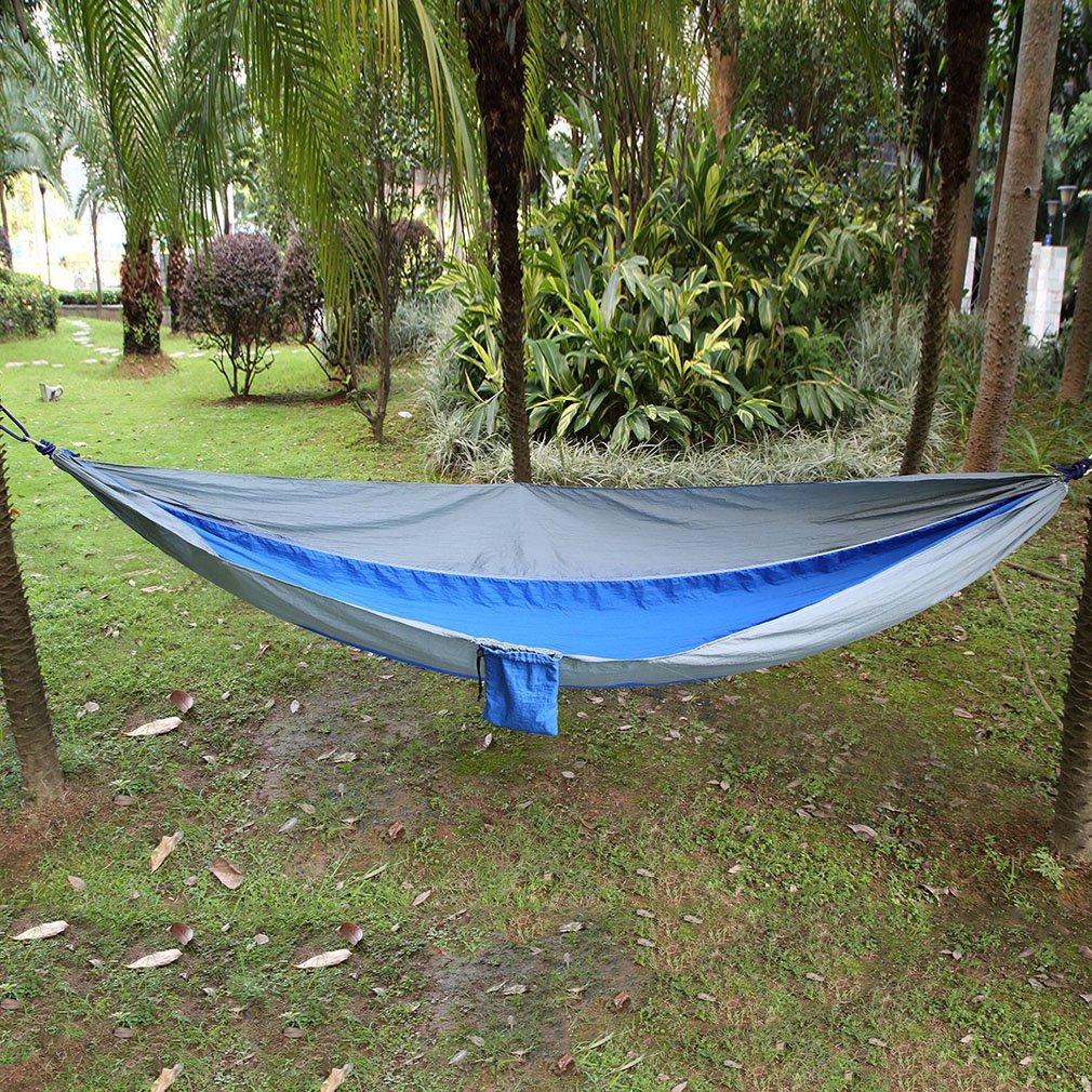 outad outdoor portable nylon hammock 2 person parachute hammock with 660 pounds maximum capacity outad outdoor portable nylon hammock 2 person parachute hammock      rh   walmart