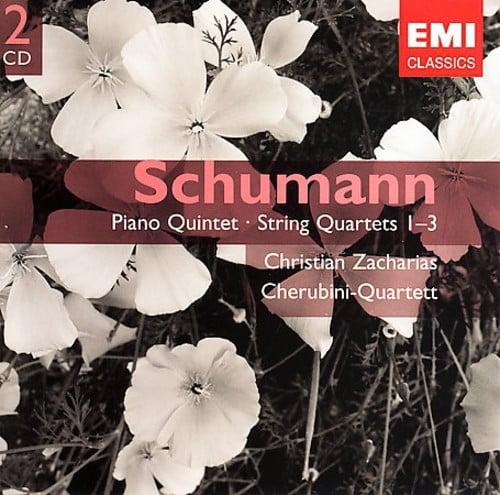 [Cherubini Quartet] Schumann: Piano Quintet; String Quartets 1