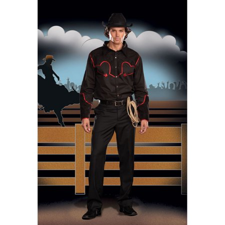 Adult Male Cowboy Dreamgirl Buckin' Bronco Costume Dreamgirl 5855, Medium