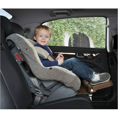 InGarden KneeGuard Kids II Baby Car Seat Footrest Brown