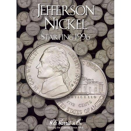 - Jefferson Nickel Starting 1996 Collection