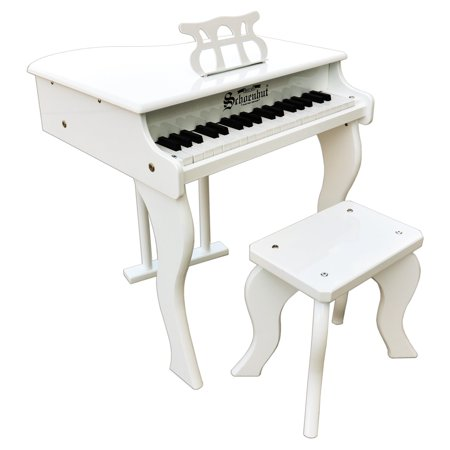 37 key elite baby grand for Baby grand piano height