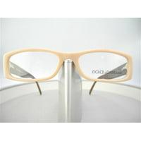 00121b18b78 Product Image Like New Dolce   Gabbana DG 3063 862 Tan Red Plastic  Eyeglasses 50mm