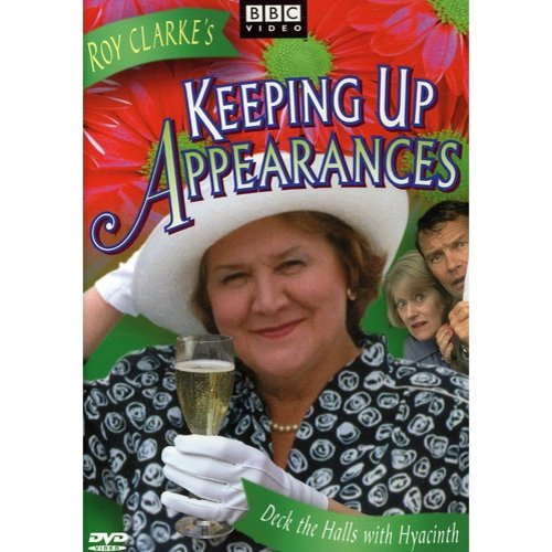 Keeping Up Appearances: Deck The Halls With Hyacinth