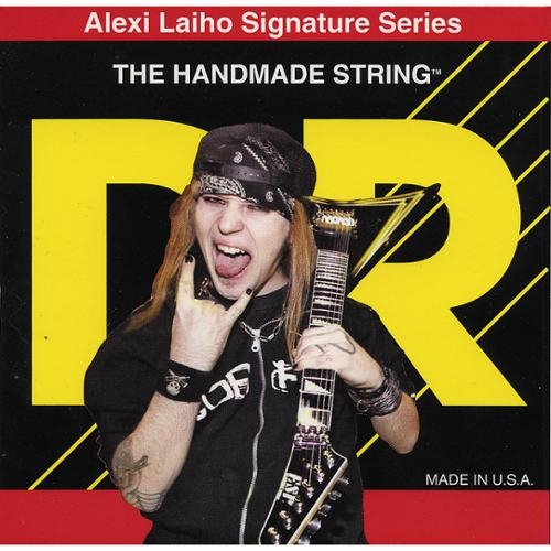 DR Strings Alexi Laiho Signature Electric Guitar Strings Lite by DR Strings