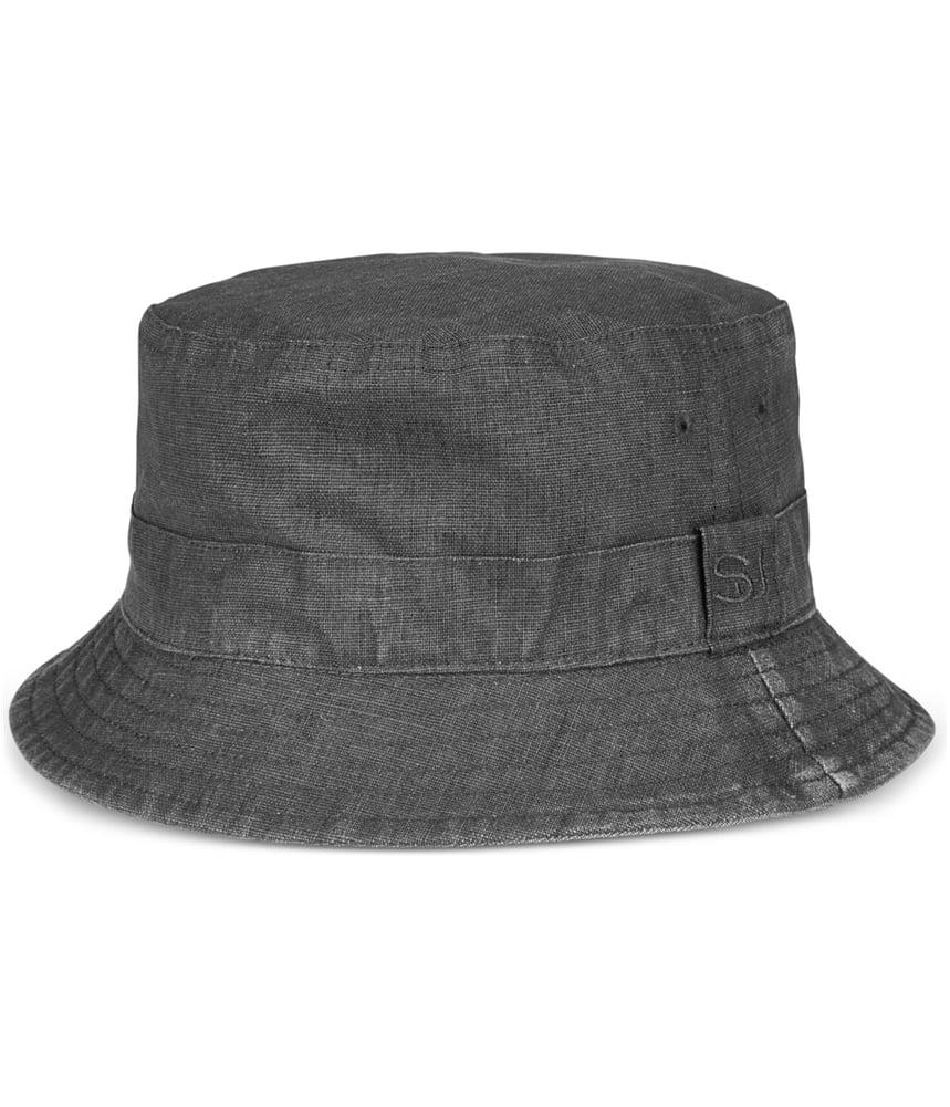Sean John - Sean John Mens Reversible Linen Bucket Hat - Walmart.com be0055e2c18
