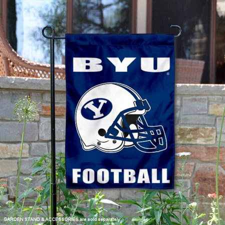 Brigham Young Cougars Football Helmet 13