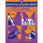 American Popular Piano : Level Four - Technic