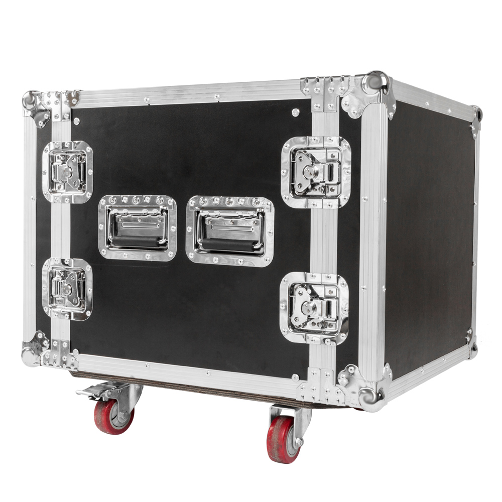 "Zimtown New 10U Professional 19"" Space Rack Case DJ Equipment Cabinet"