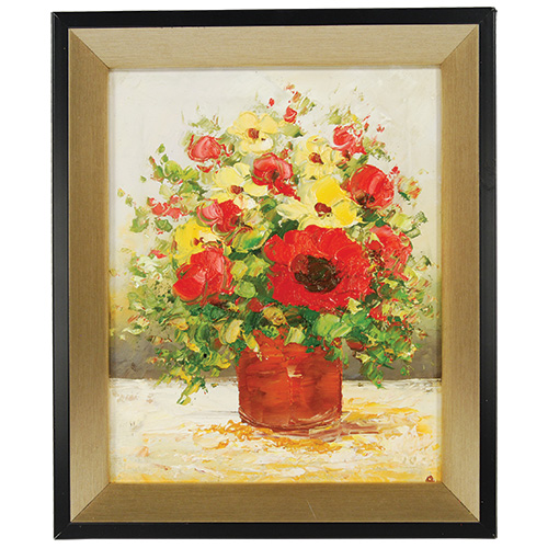 Oil Painting Picture Frame Hidden Spy Camera with Built i...