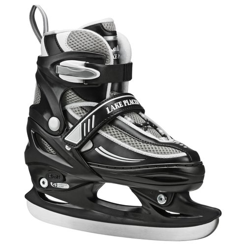 Lake Placid Boys' Summit Adjustable Ice Skates
