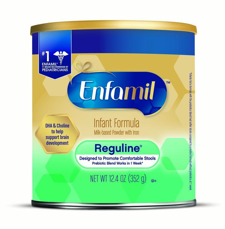 Enfamil Reguline Infant Formula for Soft/Comfortable Stools, Powder, 12.4 Ounce Can