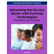 Advancing the Service Sector with Evolving Technologies - eBook